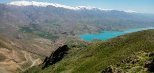 Taleghan Valley