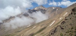 Alborz mountains